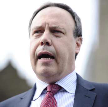 Warning: Nigel Dodds.
