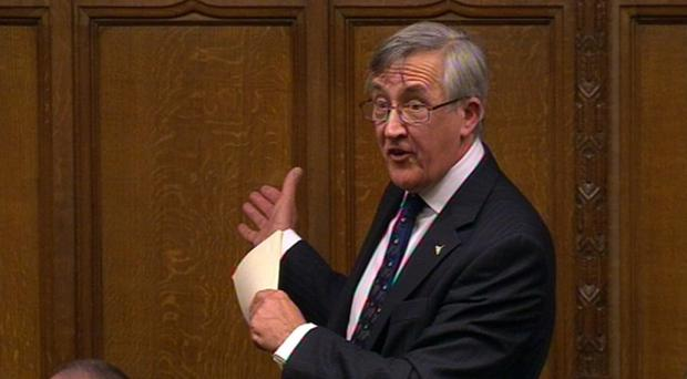 Sir Gerald Howarth said there should be a time limit for bringing prosecutions