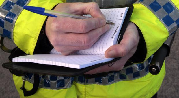 Police figures for dealing with mental health issues have been released