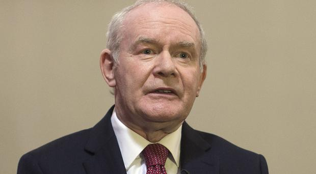 Martin McGuinness has been nominated for the 2016 Tipperary International Peace Award