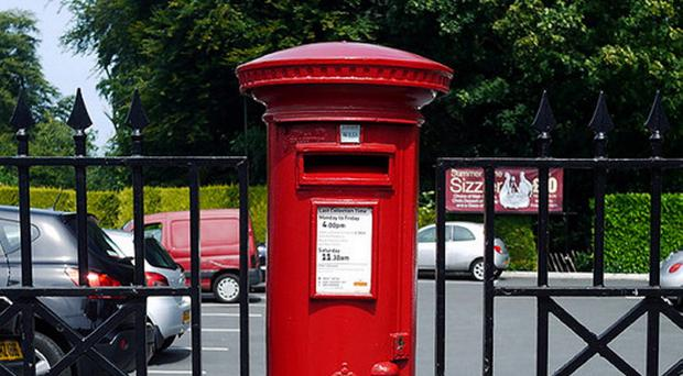 Almost 300 new postboxes will be installed across Northern Ireland, Royal Mail has announced.