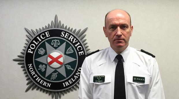 Assistant Chief Constable Alan Todd insisted that the PSNI