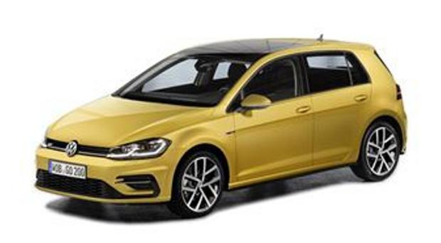 Despite a rocky 2016, Volkswagen had three of its models named among the 10 most popular new cars registered in Northern Ireland last month. The German car marker's Golf took first place with 262 new cars driving off the forecourt, 10 more than Ford Fiesta in second place