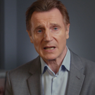 Liam Neeson in the video promoting integrated education