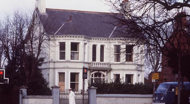 Kincora home in Belfast