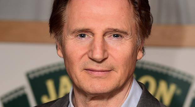 Liam Neeson has backed an initiative to make integrated education available in almost every school in Northern Ireland