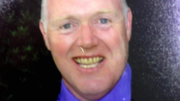 David Black was shot dead on his way to work (PSNI/PA)