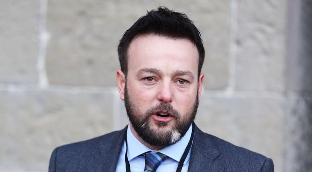Colum Eastwood is leader of the SDLP