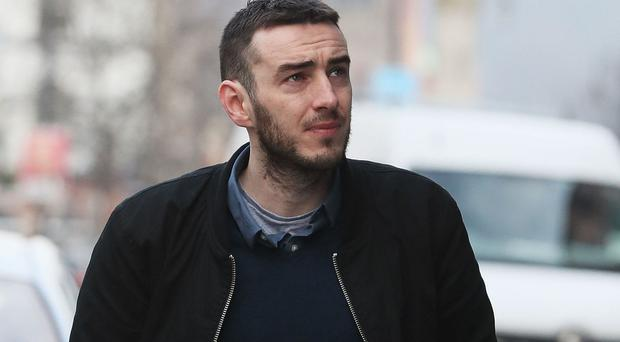 Eamon Bradley is accused of terrorism charges linked to the Syrian civil war