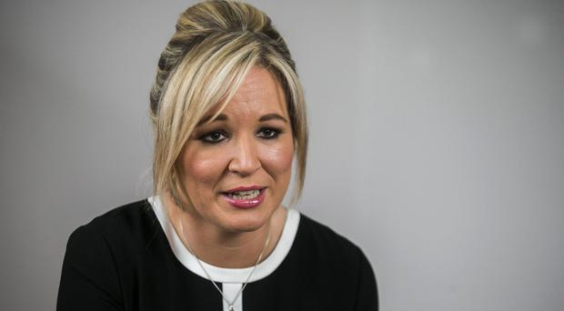 Michelle O'Neill said Sinn Fein will not support the DUP leader in an executive office until an inquiry into the botched renewable energy scheme is complete