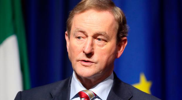 Apology: Enda Kenny
