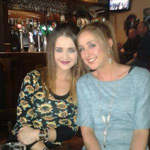 Shauna and Michelle Reilly