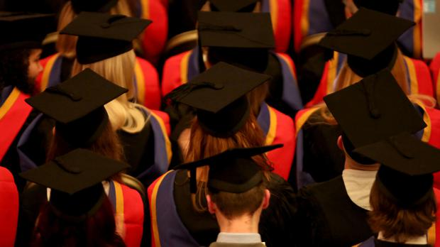 Statistics suggest a youngster's chances of applying for a degree course depend heavily on where they live