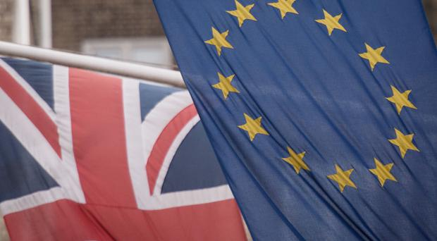 The Association for Financial Markets in Europe said services would be at risk without some sort of transitional agreement after end of Brexit talks. (stock picture)