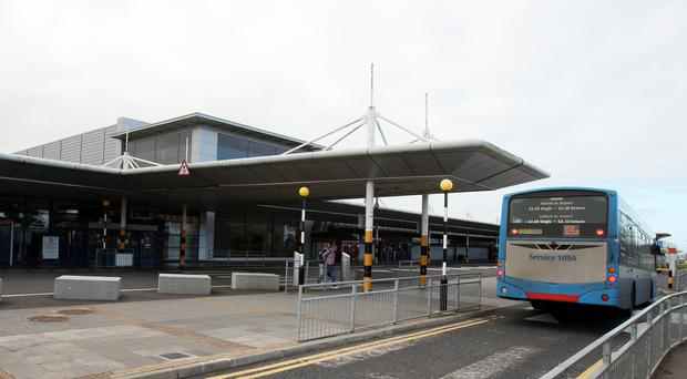 A £2.5 million retail development at Belfast International Airport is expected to create 35 jobs