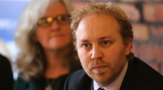 Green Party leader in Northern Ireland Steven Agnew wants a new renewable initiative.