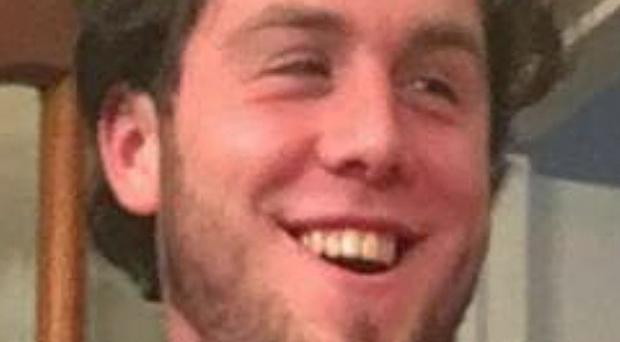 Conan Anderson, 22, suffered a head injury during a night out in Belfast