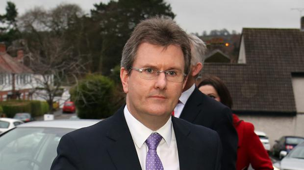 Sir Jeffrey said the DUP wanted to be open and transparent