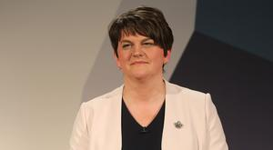 Arlene Foster announced the initiative after a DUP-tabled Westminster debate on Thursday