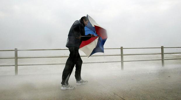 A Yellow weather warning of wind has been issued for Northern Ireland.