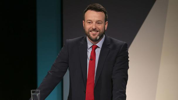 SDLP leader Colum Eastwood appealed for non-voters to come out in a bid to deliver power-sharing in spirit through the SDLP and UUP