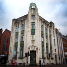 The former Bank of Ireland in Belfast city centre