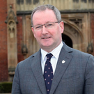 Support: Queen's vice-chancellor Patrick Johnston