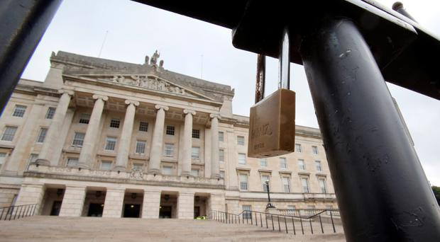 The election could leave Stormont in mothballs, and James Brokenshire in charge