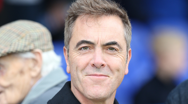 Coleraine actor James Nesbitt.