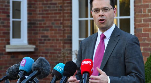 Secretary of State James Brokenshire