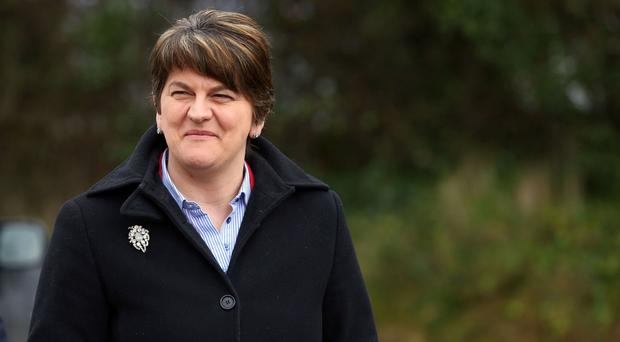 Sinn Fein has repeatedly insisted that it will not support DUP leader Arlene Foster as Northern Ireland's first minister until the inquiry reports