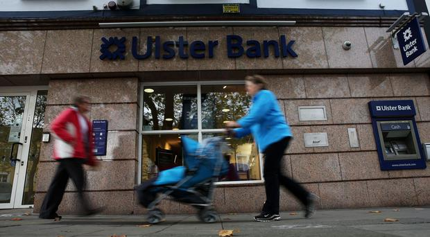 The Ulster Bank branches will close in October