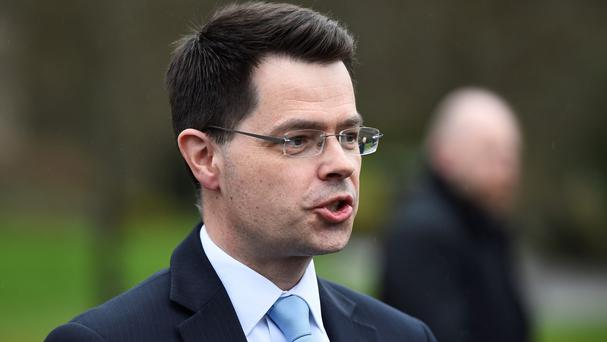 Northern Ireland Secretary of State James Brokenshire due to meet US President Donald Trump