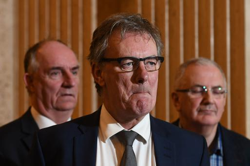 Mike Nesbitt stepped down as UUP leader