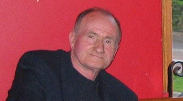 Missing: pensioner John Concannon