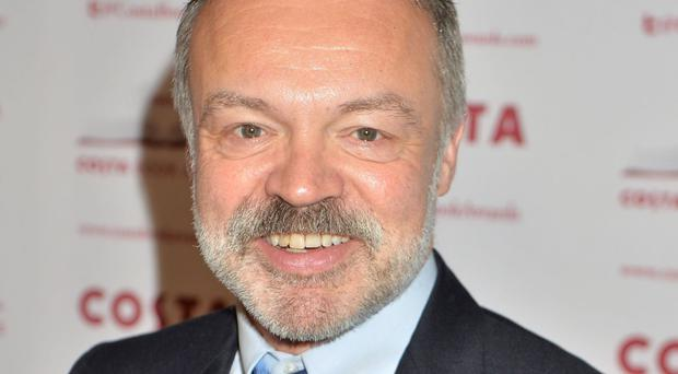 Television presenter Graham Norton