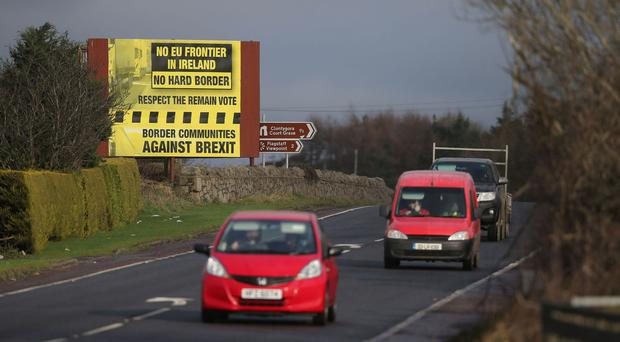 The British and Irish governments have said they do not want a border that disrupts business and travel