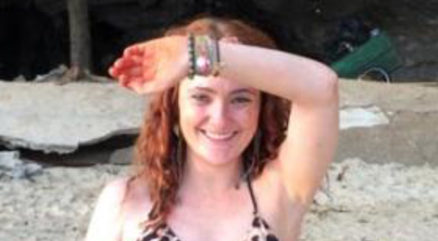 Danielle McLaughlin who was killed in Goa