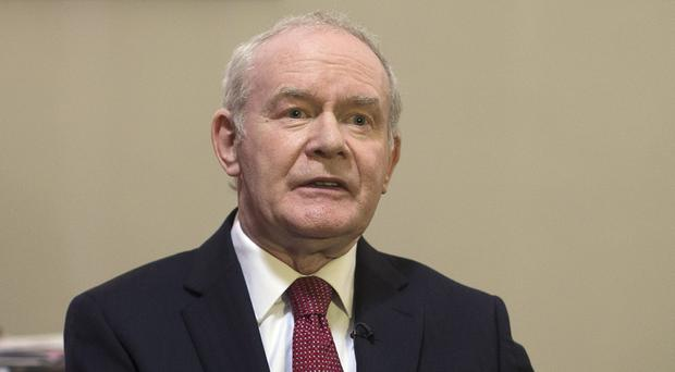 Martin McGuinness has died aged 66