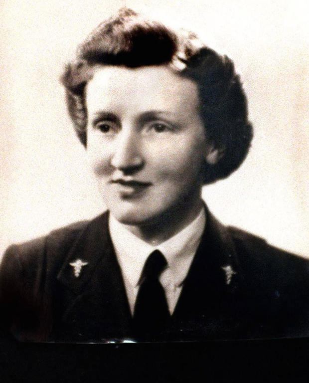 Alberta, who died in bomb attack