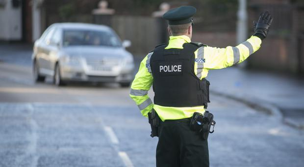 The PSNI arrested a suspect aged 20 in Newtownstewart. He has been taken to Musgrave police station in Belfast for questioning