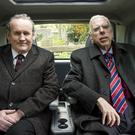 The Journey depicts the Ian Paisley-Martin McGuinness relationship
