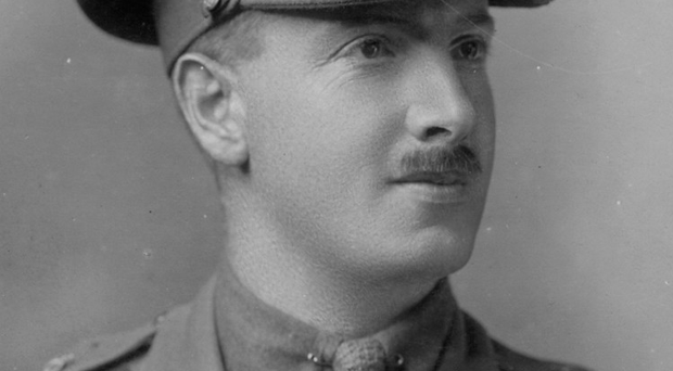 Captain Sinton was born in Canada but was brought by his parents to live in Northern Ireland