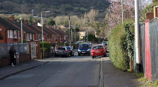 Burglars have recently struck at a Springfield Road home in Belfast