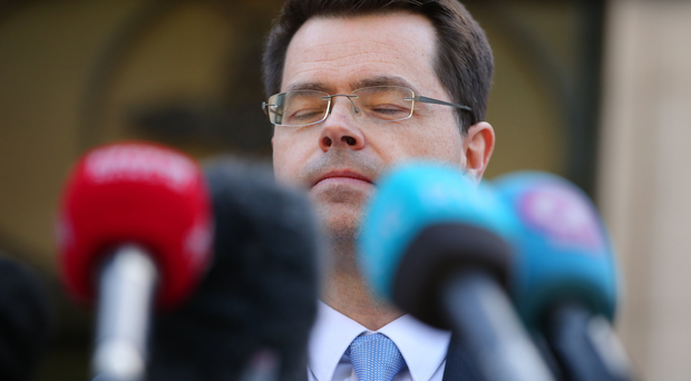James Brokenshire yesterday