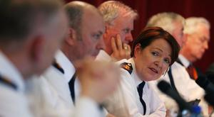 Garda Commissioner Noirin O'Sullivan is under pressure