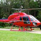 A helicopter similar to the one which has gone missing