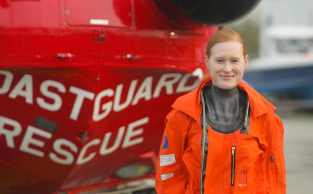 The body of Captain Dara Fitzpatrick, a 45-year-old mother-of-one, was the first to have been recovered from the ocean
