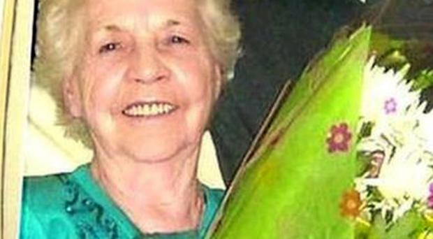 Kathleen Fegan, who died in a fire at Owenvale Care Home