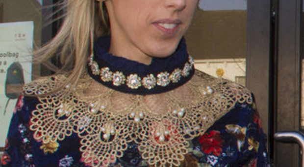 Serious concerns: Carla Lockhart